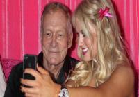 Hugh Hefner Tetap 'Jos' di Usia 85 Tahun